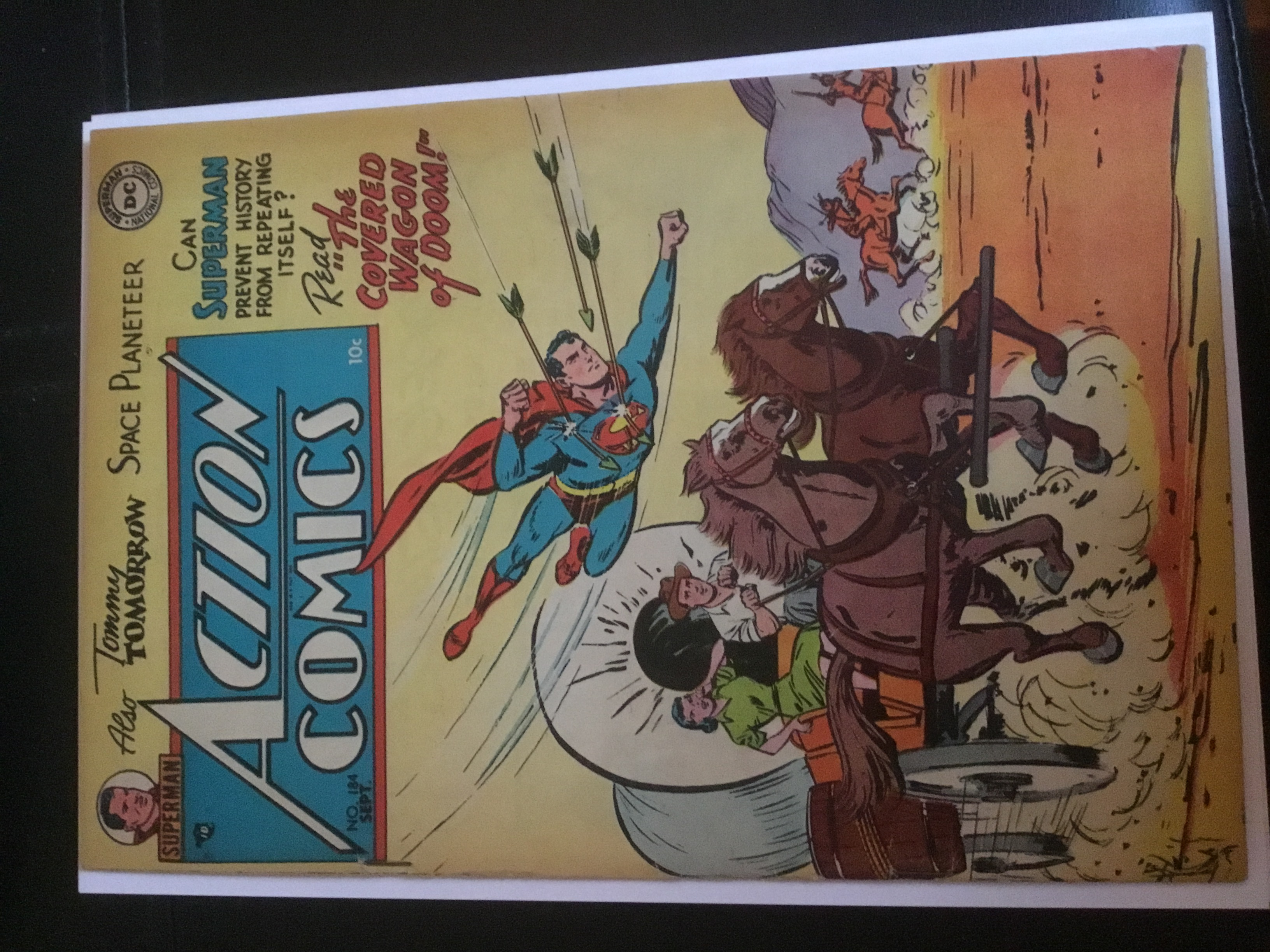 Action Comics #184 VF