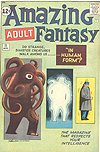 Amazing Adult Fantasy #11 VF