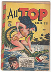All Top Comics #9 VG+