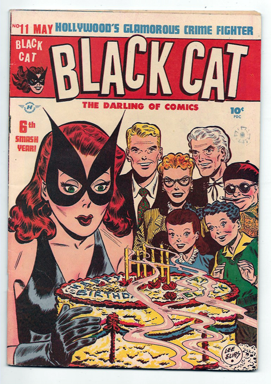 Black Cat (Comics, Mystery, Mystic, Western) #11 VF/NM Front Cover