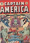Captain America Comics #35 VF+