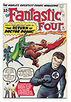 Fantastic Four #10 VF-