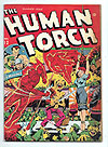 Human Torch (Golden Age) #12 VG/F