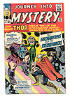 Journey Into Mystery (Thor) #103 VF/NM