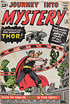 Journey Into Mystery (Thor) #83 VG
