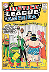 Justice League of America #7 VF+