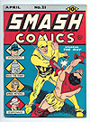 Smash Comics #21 VF