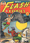 Flash (Golden Age) #9 VG/F