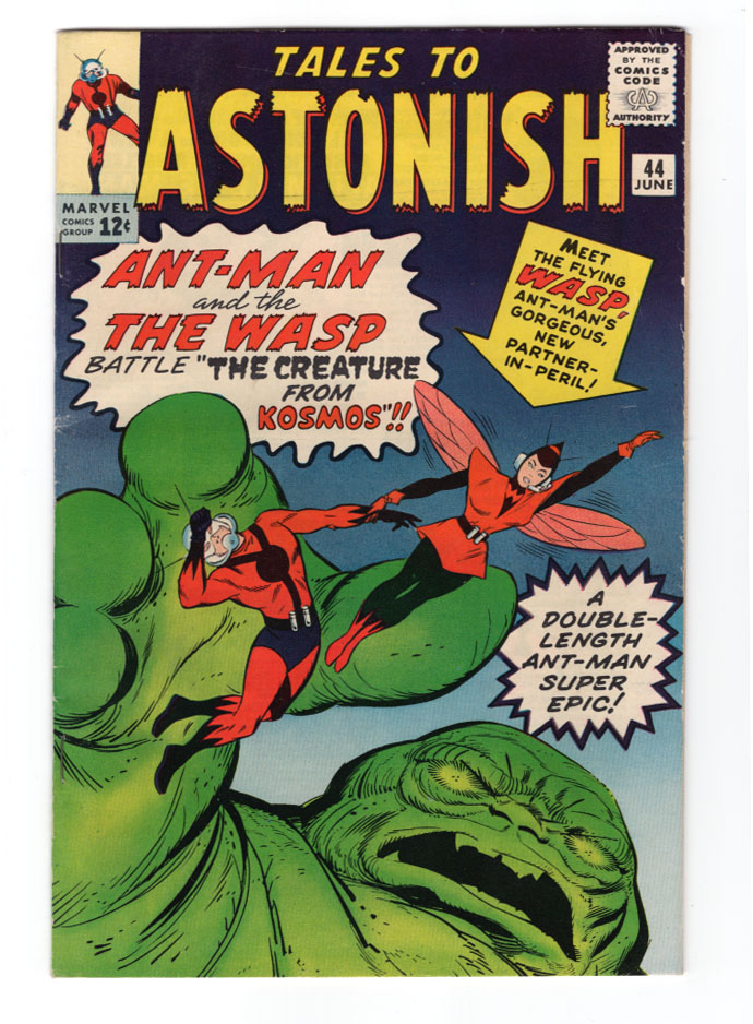 Tales to Astonish (Superheroes) #44 VF Front Cover