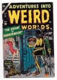 Adventures into Weird Worlds #27 VG+
