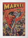 Marvel Mystery Comics #60 VF