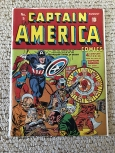 Captain America Comics #5 VF-