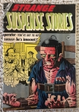 Strange Suspense Stories #19 F/VF