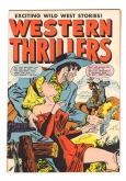 Western Thrillers (Fox) #52 VF