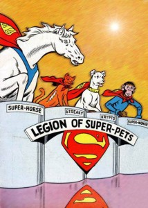 Legion of Superpets