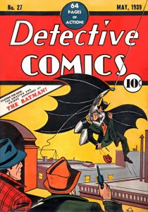 Detective 27 featuring Batman