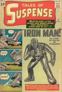 Tales of Suspense #39