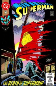 1992 Death of Superman