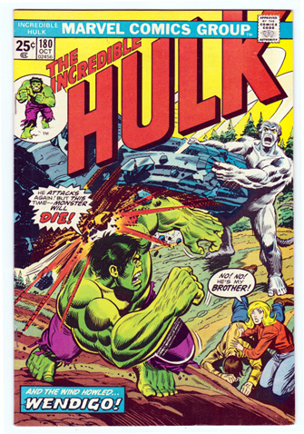 Bronze Age Comic Book Sample