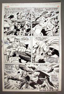 Jack Kirby - Thor 137