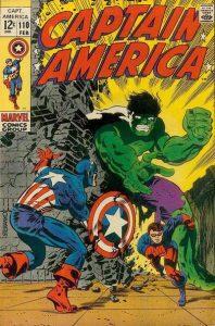Captain America 110