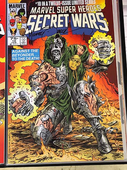 Marvel Superheroes Secret Wars #10