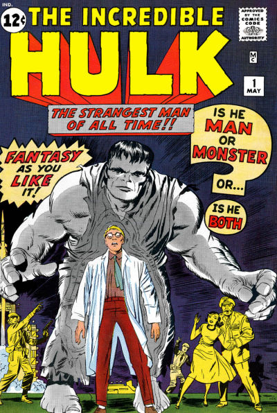 Incredible Hulk #1 - a comic that, rises in value every year